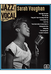 JAZZ VOCAL COLLECTION TEXT ONLY 3 サラ・ヴォーン