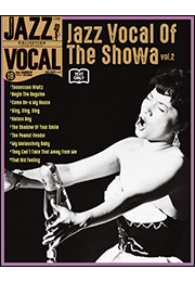 JAZZ VOCAL COLLECTION TEXT ONLY 18 昭和のジャズ・ヴォーカル Vol.2